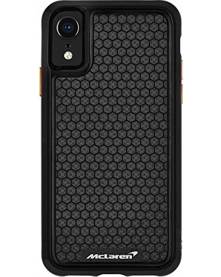 McLaren Microfiber Iphone XR tok